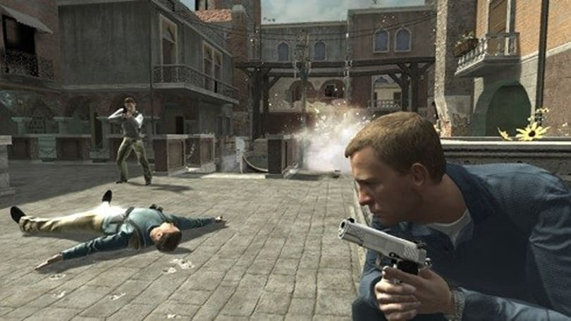 Joystiq interview: Quantum of Solace's Adam Gascoine