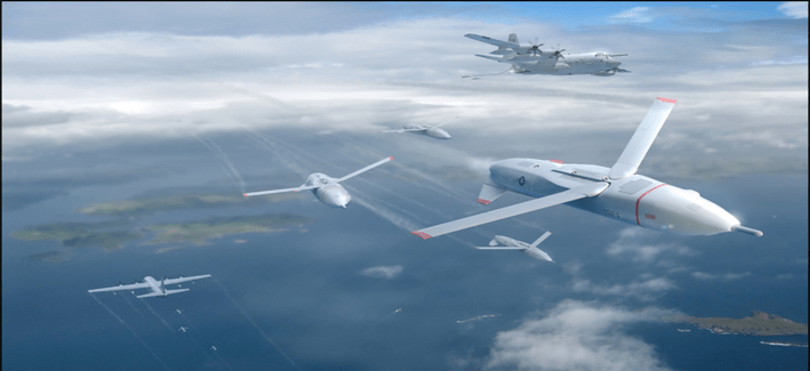DARPA wants to launch and land Gremlins on moving planes