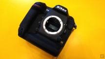 A closer look at Nikon's beastly D5 DSLR camera