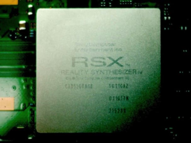 Sony PS3 upgraded with cooler 40-nm RSX graphics chip, profits await (updated)