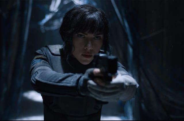 ハリウッド映画版「攻殻機動隊」主演スカーレット・ヨハンソンが緊急来日! 出演のビートたけしらと共にイベント登壇