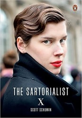 The Sartorialist: X coffee table book