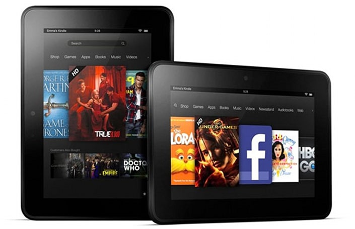Every new Kindle Fire model is ad-subsidized with lock screen 'Special Offers'