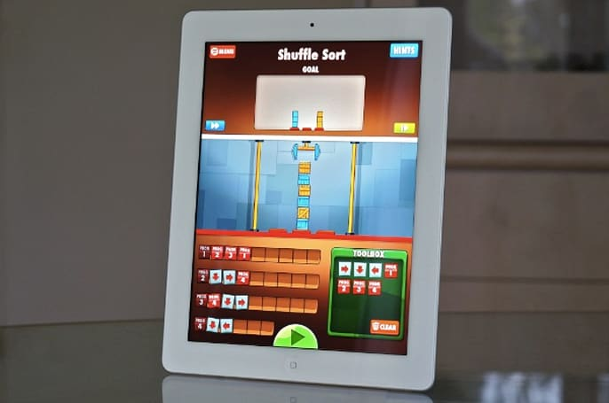 Cargo-Bot is a deceptively simple iPad puzzle game, made on the iPad (video)