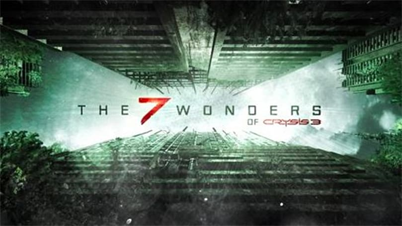 Fourth episode of '7 Wonders of Crysis 3' whirls up a Typhoon