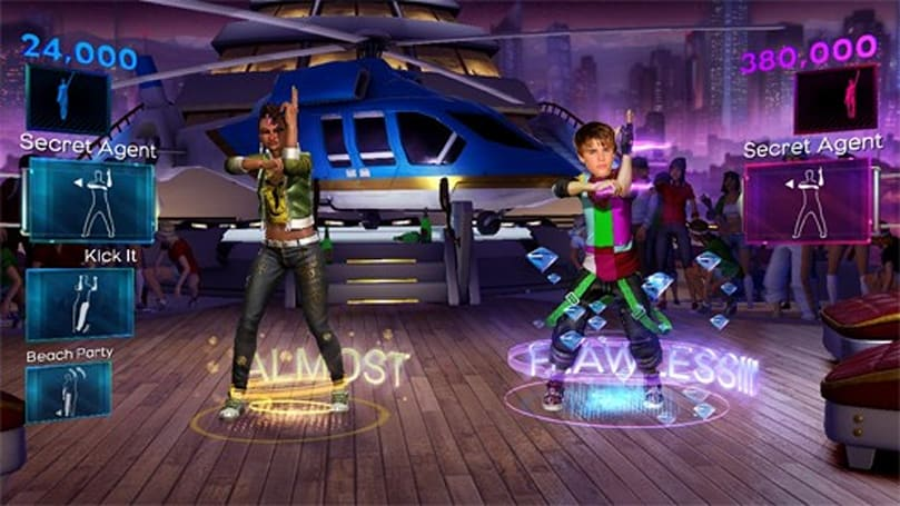Dance Central 2's July DLC Never Says Never