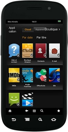 Kindle Fire HD 8.9 ROM lets Nexus S spin right 'round Amazon's carousel
