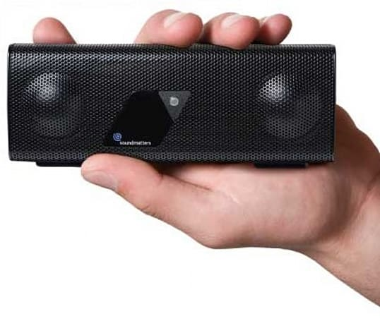 Soundmatters reveals foxLmb portable Bluetooth speaker