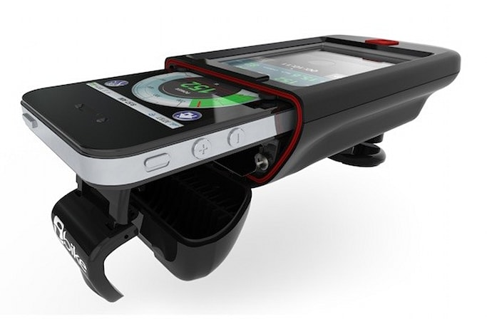 iBike Dash turns your iPhone or iPod touch into a cycling computer