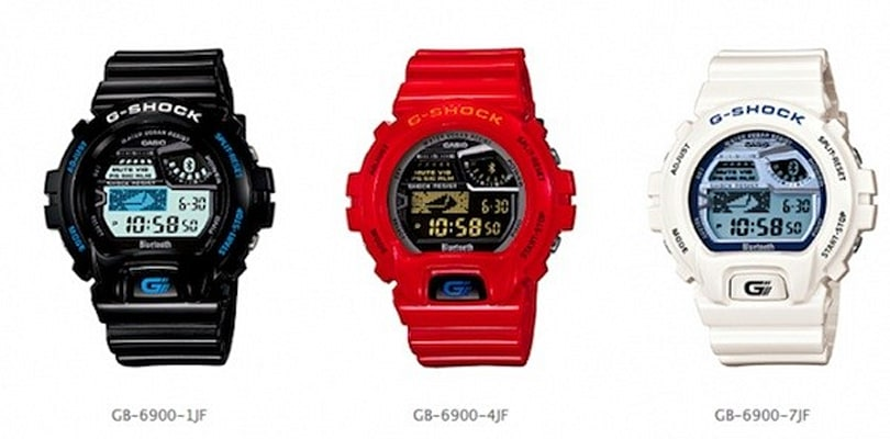 Casio's smartphone-ready G-Shock watch set to hit Japan in March