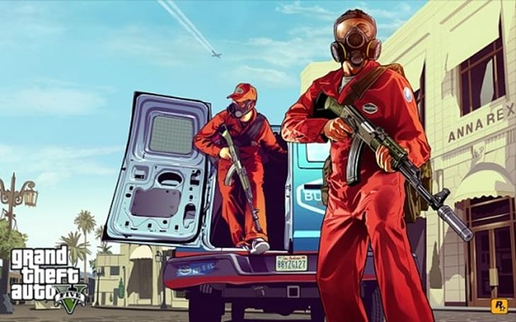 Take-Two revenue up 155% during Q2, outlook removes $600 million following GTA 5 delay