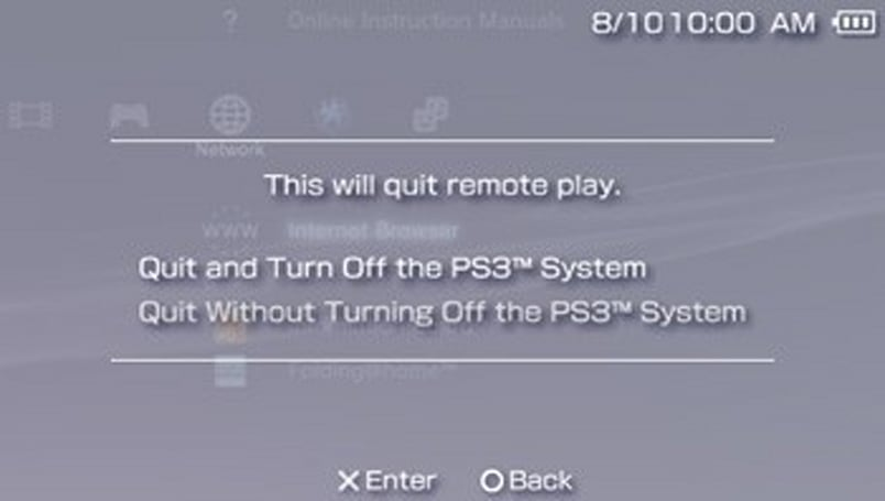 PSP firmware 3.95 hits the tubes