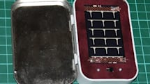Video: Solar-powered theremin shoved into Altoids can