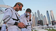 Dubai will host the World Future Sports Games in 2017