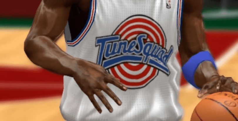 Space Jam comes back to life with NBA 2K14 mod