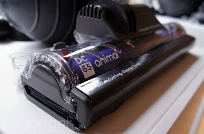 Dyson's latest vacuums still look alien, boast more sucking power