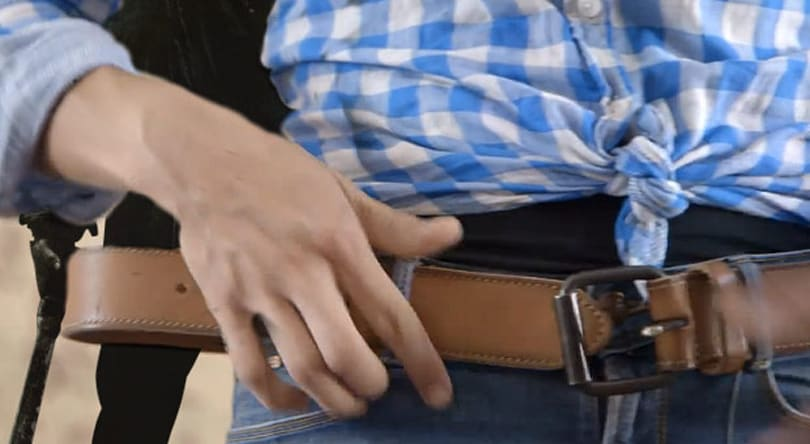 Triposo Travel Belt vibrates to help you locate attractions (video)