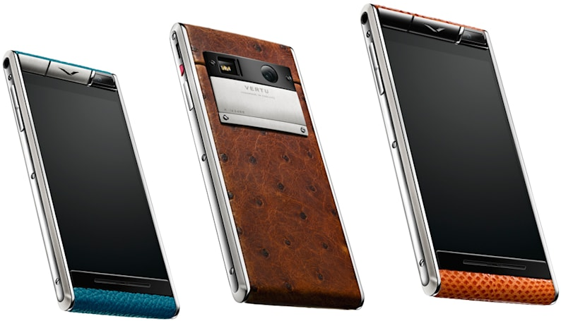 Vertu Aster is a luxury smartphone with 'mid-tier' price, top-tier specs