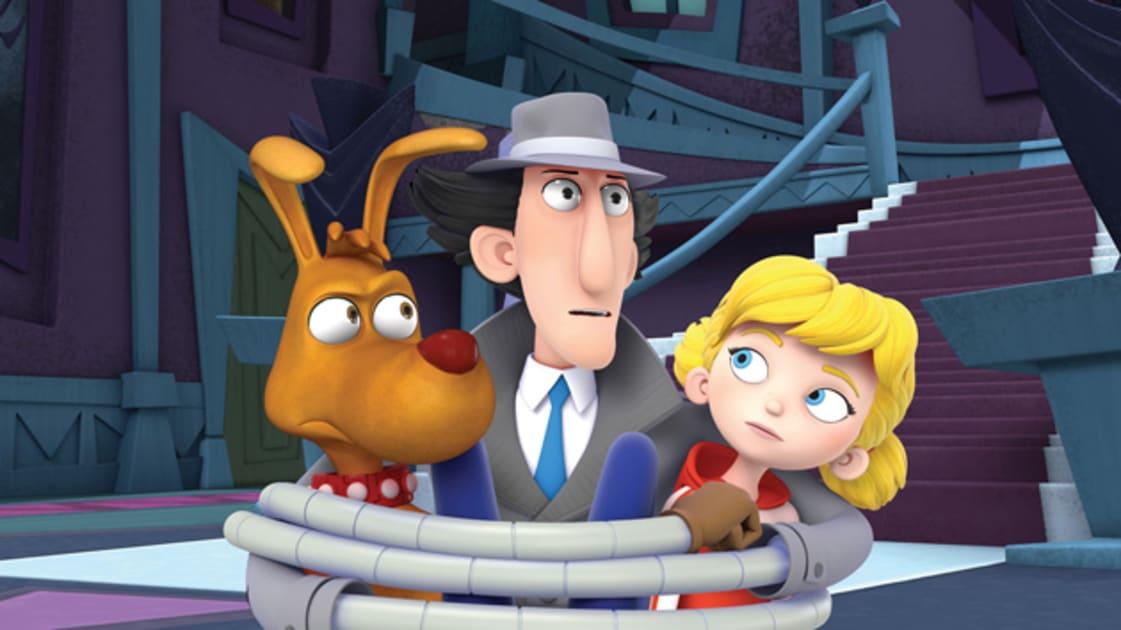 Netflix is bringing back inspector gadget and danger mouse