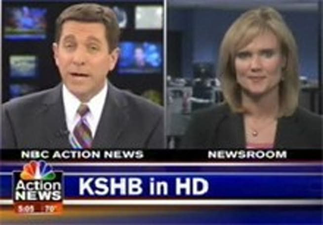 Kansas City's KSHB-TV takes local news high-def