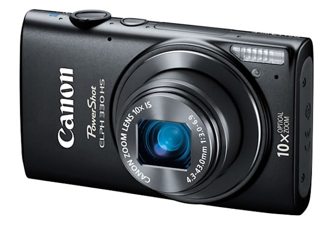 Canon PowerShot A2500, ELPH 330 HS, 115 IS point-and-shoots debut ahead of CP+