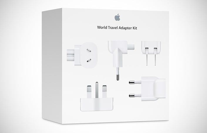 Apple issues voluntary recall for some international AC adapters