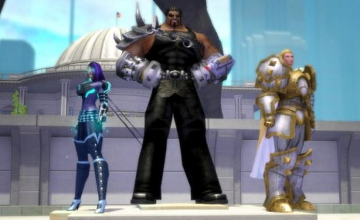 City of Heroes previews new powersets and other Issue 24 changes