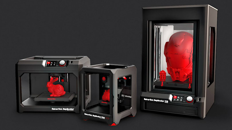 Lawsuit claims MakerBot knowingly sold glitchy 3D printers