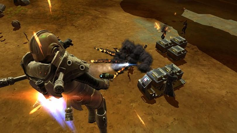 Star Wars: The Old Republic impresses fans with combat AI