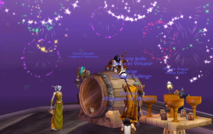 The Queue: New Year's Eve edition