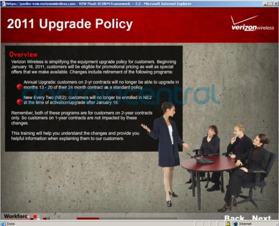 Verizon Wireless nixing early upgrades and New Every Two program?