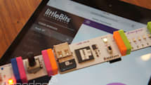 LittleBits' latest module lets you connect your creations to the internet