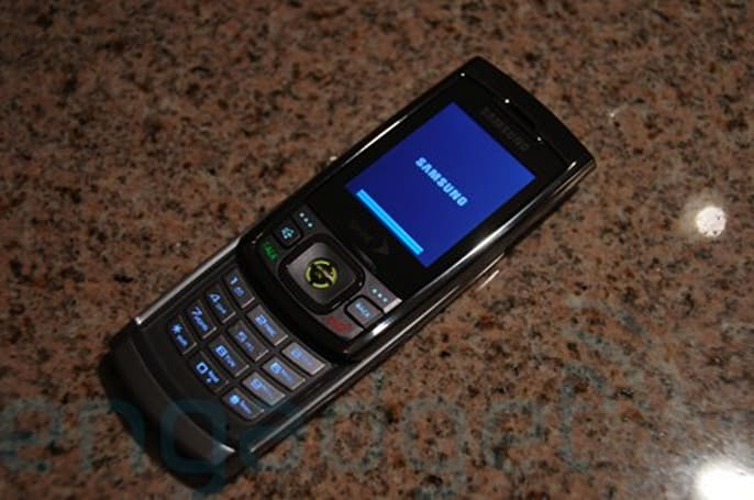 Hands-on with the Samsung M520 for Sprint