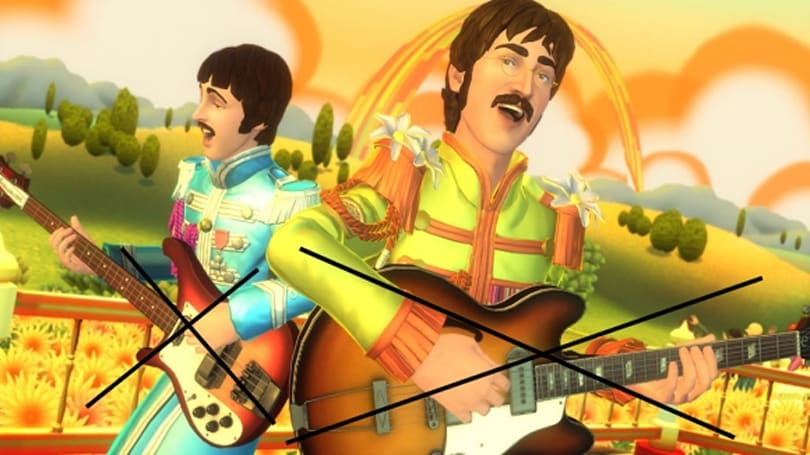 MCV: EA releasing SingStar: The Beatles 'within days' of The Beatles: Rock Band
