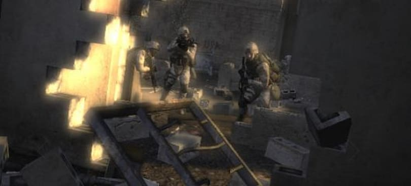Atomic Games still wants to finish Six Days in Fallujah