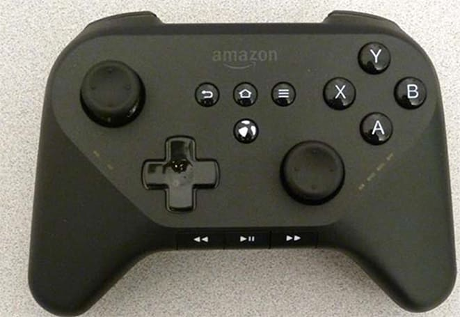 Rumor: Take a look at Amazon's Bluetooth gamepad