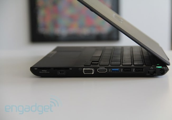 Sony VAIO SB Series review