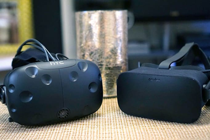 HTC Vive companion app now available for iOS users