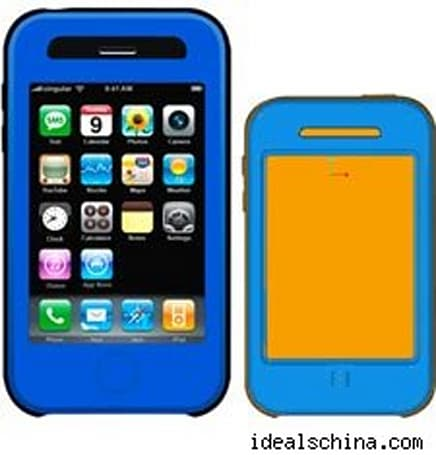 Rumor: Case manufacturer drawings show smaller iPhone 'nano'?