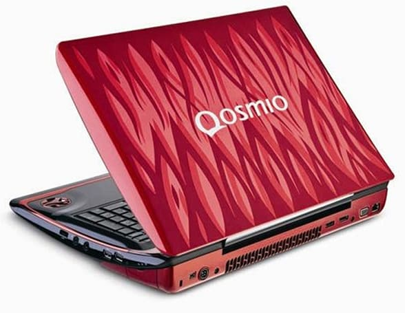 Toshiba Qosmio X305-Q725 reviewed: a nice performer, but it's still ugly