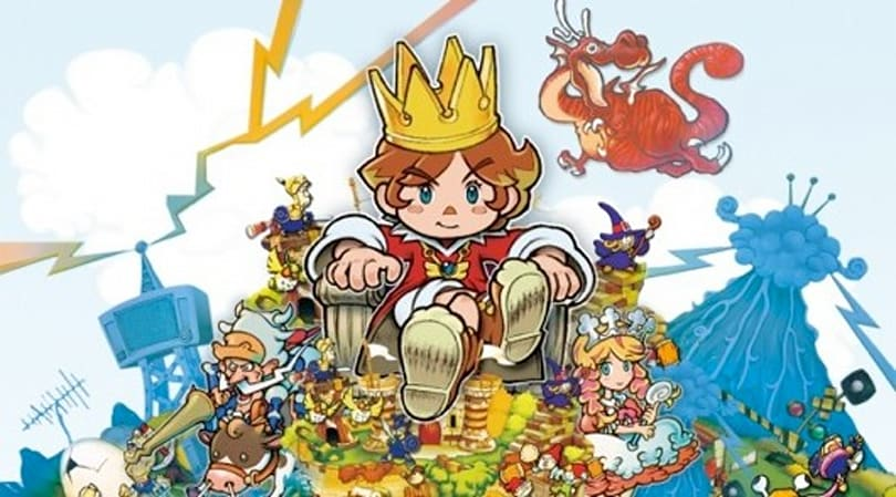 Little King's Story Vita receives regal Japanese trailer