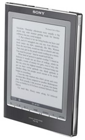 Sony brings over a million Google Books to the Reader