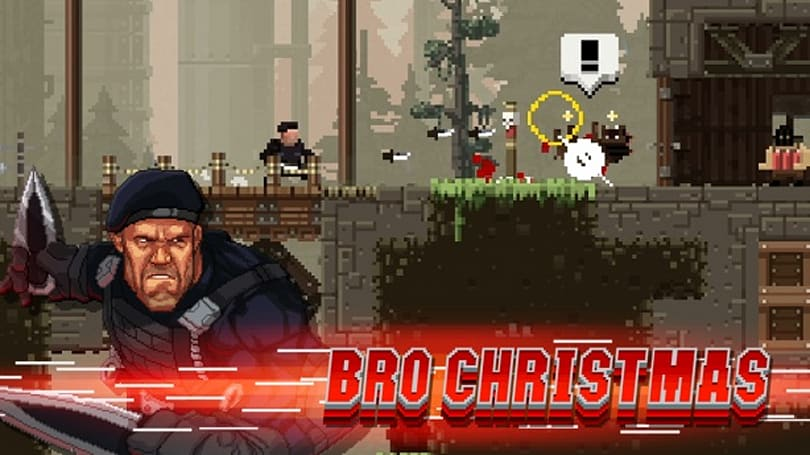 Statham and Stallone star in Broforce spin-off, The Expendabros