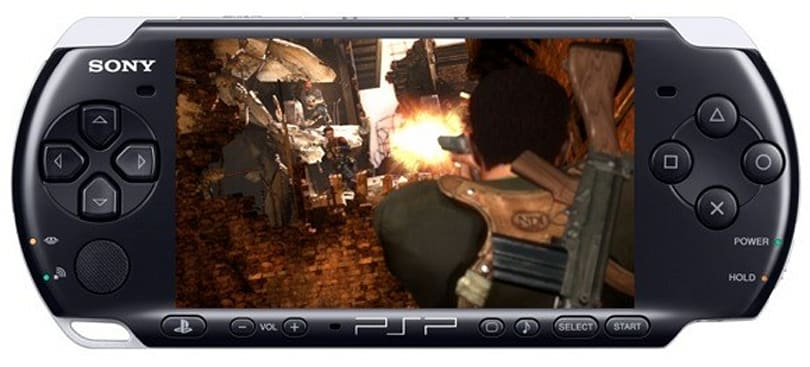 Naughty Dog wants to half-tuck Uncharted into the PSP