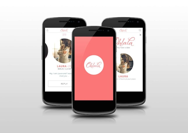 Ohlala's 'paid dates' app debuts in New York City