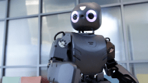 Kids with disabilities can teach this robot how to play 'Angry Birds'