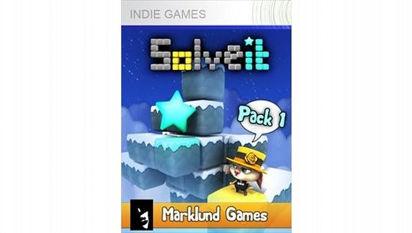 Xbox Live Indie Gems: Solve It - Pack 1