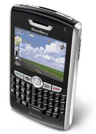 Rogers officially announces Blackberry 8800