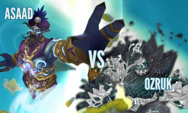 Two Bosses Enter: Ozruk and Asaad kick off Cataclysm season one