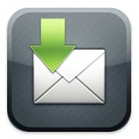 Mail Notifier subscription service for the iPhone